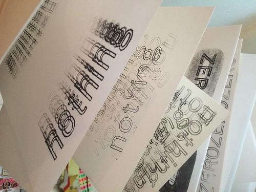 "dot /dash letterpress tests • <a style=""font-size:0.8em;"" href=""http://www.flickr.com/photos/61714195@N00/24002871422/"" target=""_blank"">View on Flickr</a>"