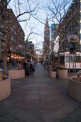 16th Street Mall (pasa47) Tags: winter colorado december fuji denver fujifilm 2015 xe1 milehighcity