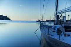 NAVIGARE (SIME Simone Fumagalli) Tags: koper capodistria istria istra mare sea longexposure long exposure color boat barche slovenia slovenija
