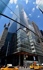 NYC - Midtown Manhattan (ikimuled) Tags: nyc newyork newyorkcity manhattan bankofamericatower