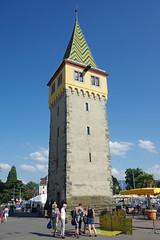 Lindau (Bavire) : Mangenturm (bernarddelefosse) Tags: lindau mangenturm tour bavire allemagne deutschland