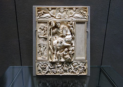 The Emperor Triumphant (Barberini Ivory)
