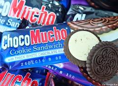 Choco Mucho 02 (The Hungry Kat) Tags: chocomucho snacks chocolate cookie cookies sandwich rebisco