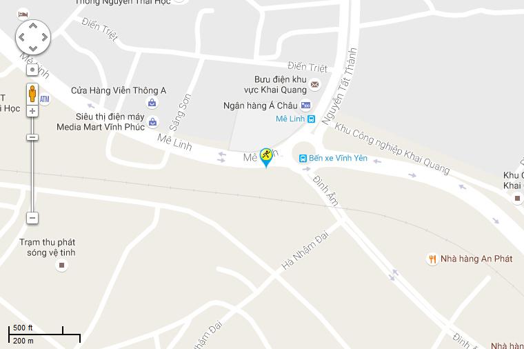 Khai trương siêu thị Điện máy XANH Mê Linh, Vĩnh Phúc