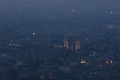 NH0A1374s (michael.soukup) Tags: paris france montparnasse lesinvalides dome bluehour arcdetriomphe arch architecture skyline cityscape sunset dusk city lights gold blue