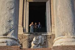 Antonino e Faustina (Luca Di Ciaccio) Tags: roma foriepalatino foriimperiali