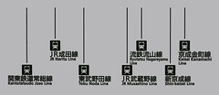 Tokyo 4049 (tokyoform) Tags: asia chris jongkind chrisjongkind giappone japan japanese japon japão japón jepang mass transit public rail railway rapid s110 tokio tokyo tokyoform tōkyōto токио япония 地下鉄 日本 東京 電車 도쿄