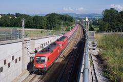 wb_100721_27 (Prefektionist) Tags: eisenbahn bahn railway rail railroad train trains westbahn sterreich austria bb oebb niedersterreich loweraustria nikon d700 siemens es64 taurus 1116 stpeterinderau