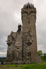 Wallace Monument (IceNineJon) Tags: nationalwallacemonument scotland stirlingshire abbeycraig stirling photography canon5dmarkiii europe greatbritain unitedkingdom 5dm3 britain uk wallacemonument williamwallace