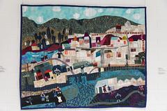 DUI_8181r (crobart) Tags: world treads festival oakville cloth fabric fibre textile art artwork