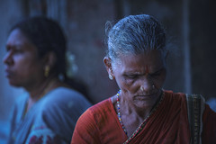 India (Enricodot ) Tags: enricodot india woman women culture sari street streetphotographer wb portrait portraits people persone