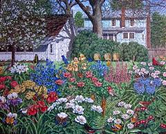 Secret Garden (Marietta Wood Works) Tags: jigsawpuzzle
