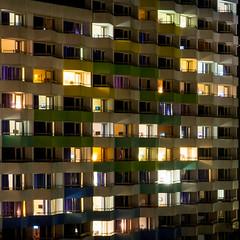 Damp at night (astielau) Tags: damp nacht rehaklinik