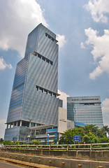 Menara Capital Place (BxHxTxCx (more stuff, open the album)) Tags: jakarta architecture building gedung arsitektur office kantor hotel