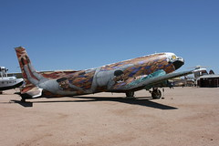 Phoenix of Metal by Munca (Retro Jets) Tags: pima munca artwork c117 usn