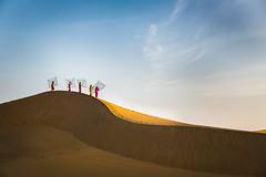 Nam Cuong Sand Dunes - Phan Rang - Viet Nam (trai_thang1211) Tags: phanrang vietnam sunrise chamethnic minority clouds sand sanddunes