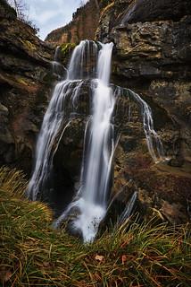 Cascada (Waterfall). Ordesa-Huesca-Spain
