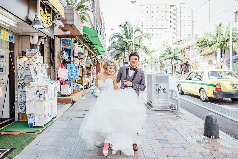 沖繩婚紗,美國村,國際通,新原海灘