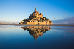 Shutterstock_Mont Saint Michel in Brittany (Context Travel) Tags: shutterstock licenserestricted