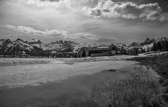 (raimundl79) Tags: flickrr fotographie nikon nikond800 nikfilter landschaft landscape lightroom lndle austria sterreich schwarzweiss schnee bestpicture berge beautifullandscapes blackandwhite blackwhite vorarlberg