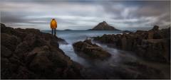 L'le mystrieuse (kalzennyg) Tags: bretagne brittany france rocks rochers sea mer manche verdelet tides 22 lamballe kalzennyg plneuf valandr mare ctesdarmor