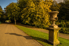 Autumn in Miller Park (shabbagaz) Tags: great britain united kingdom 2016 a65 alpha autumn city england lancashire leaves miller north october park preston shabbagaz sony uk west greatbritain unitedkingdom
