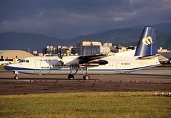 Mandarin Airlines Fokker 50 B-12272 (Manuel Negrerie) Tags: b12272 fokker f50 mandarin airlines regional propellers songshanairport livery taiwan taipei airport aviation ci spotting
