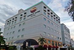 Hotel Horison Surabaya Suites (BxHxTxCx (using album)) Tags: surabaya building gedung architecture arsitektur hotel