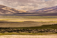 Layers Of Nature - Ladakh, India (Kartik Kumar S) Tags: ladakh leh kashmir india landscape clouds mountains layers canon 600d tokina 1116