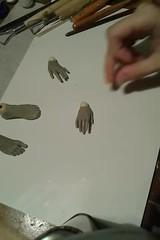 Лепка кукольной кисти. Шаг 3 - финальная детализация и финишная обработка поверхности.Sculpting a doll hand. Step 3 - the final detailing and finishing surface. (SweetTouchDoll) Tags: sweettouchdollelenazubkova dollmakingprocess dollsculpting sculpting dollvideo castilene dolls waxclay modeling makingballjointeddoll balljointeddoll bjd handsculpting handmade workinprogress castilenehard dollart art dollartist еленазубкова скульптура лепка ручнаяработа