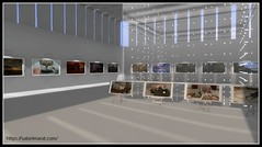 Photography Gallery (satorimarat) Tags: secondlife photography art gallery kittycats scenery scenic pictures decor decorating furnishings