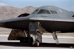89-0128 (IanOlder) Tags: northrop b2 spirit 890128 wm nebraska av13 nellis golden air tattoo usaf force bomber stealth grumman advanced technology atb low observable aircraft jet
