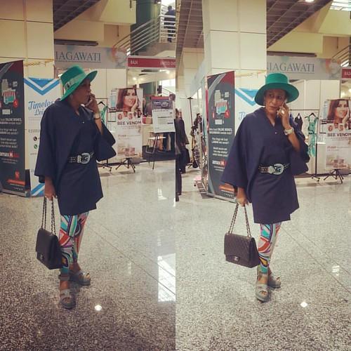 #candidshot #ary #malaysiafashionweek #kimono by #shawati @shshawati #❤️ #fashion