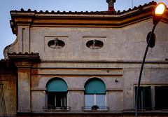 (massimopisani1972) Tags: garbatella roma rome italia italy nikon 28300 quartieregarbatella massimopisani massimo pisani d610 20300