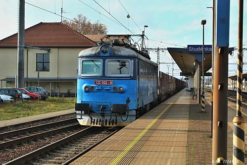 122 002-9 ČD Cargo