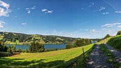 Grosser Alpsee 16 (Wolfgang Staudt) Tags: grosseralpsee allgaeu bayern immenstadt gebirge berge see bergsee ausflugsziel deutschland