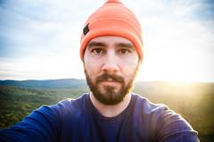 Into Your Soul. (Kyle Canik) Tags: nature landscape me self arkansas scenic sun trees face beard photography sky clouds