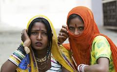 Nomadic Life (bhavit.godiwala) Tags: pushkar pushkar2016 pushkarfair nikon d3300 bhavit ngc twop camels camelfair rajasthan rural village ajmer nomad nomadicgirls