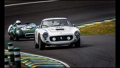 Ferrari 250 GT Berlinetta (1963) (Laurent DUCHENE) Tags: peterauto lemansclassic 2016 bugatti ferrari 250 gt berlinetta swb