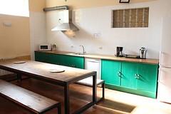Cocina Completamente Equipada (brujulea) Tags: brujulea albergues herrera pisuerga palencia albergue cocina completamente equipada
