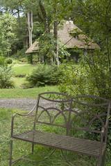 HBM from Kilfane (Wendy:) Tags: kilkenny bench seat hbm kilfaneglen