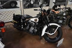 1945 Harley-Davidson Florida Police