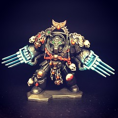 Brother Claudio (fredrik.klarcke) Tags: 40k terminator bloodangels spacehulk lightningclaws