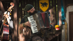 Bristol Renaissance Faire 2015 - Week 7 Saturday (SauceyJack) Tags: music musicians wisconsin bristol costume cosplay band saturday august entertainment fantasy acting actor faire perform performer wi renaissance bristolrenaissancefaire act brf entertain pretend kenosha week7 2015 costumeplay lrcc canon1dx 7020028isiil sauceyjack lightroomcc