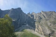 Trollveggen (Brian Aslak) Tags: mountains nature norway landscape norge europe peaks scandinavia romsdalen vestlandet mreogromsdal trollveggen ndalsnes