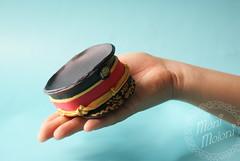 gorra fofucho banda (moni.moloni) Tags: banda pareja musica tuba traje regional zamora foamy danzas coros folclore fofucho gomaeva fofucha fofuchos fofuchas