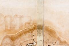 Fat boy is dead (fidgi) Tags: abstract paris wall facade canon mur façade ocre abstrait canoneos5dmk3
