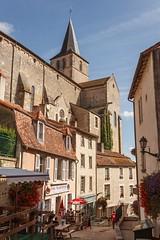going down the Rue Montebello (RobinP1951) Tags: vienne montmorillon poitoucharentes