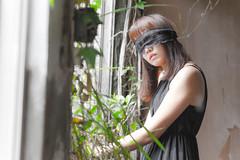 光的存在,凸顯了我的黑暗 (RAW SU) Tags: portrait abandoned canon ruins asia taiwan laboratory feeling