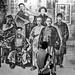 The boys of the Beijing underground...
